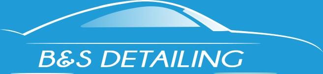 B & S Detailing Logo