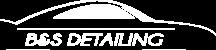 B & S Mobile Detailing Car Logo