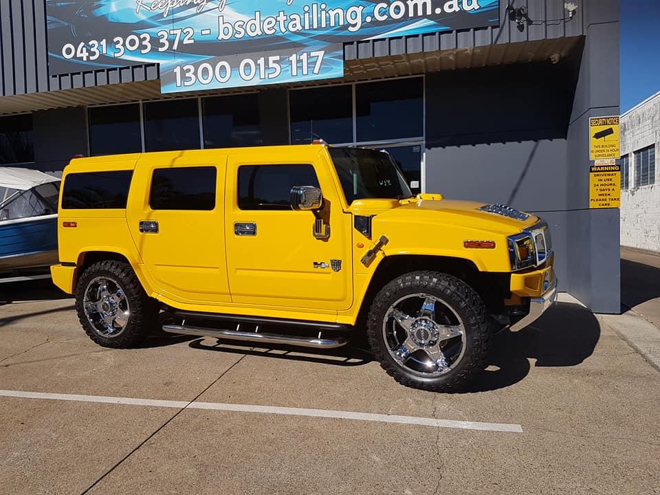 mobile car detailer gold coast