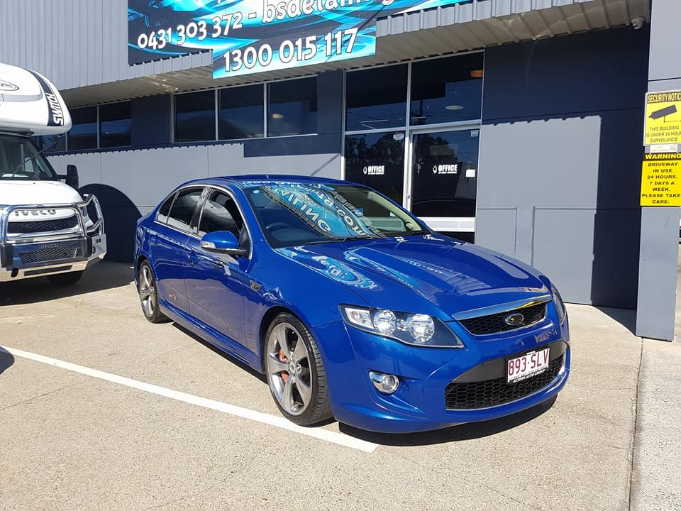 brisbane car detailing GTE FPV