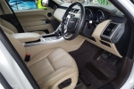 range rover with full inside detail and leather treatment  in yatala