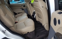 full inside detail and leather treatment  in yatala